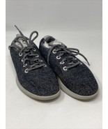 Allbirds Sneakers Size 9 Natural Gray Merino Wool Runners Comfort Lace Up Shoes - $55.43