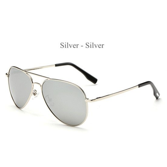 CNHUAIN Men's Sunglasses Brand Designer Day And Night Driving Sun Glasses For Me