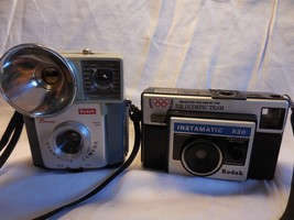 Vintage Polaroid Brownie Starmite & Instamatic X-30 Olympics Version (LO... - $9.75