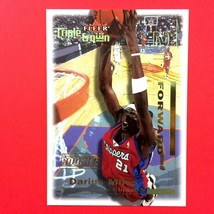 Darius Miles 2000-01 Fleer Triple Crown Rookie Card #18 NBA Los Angeles ... - $2.92
