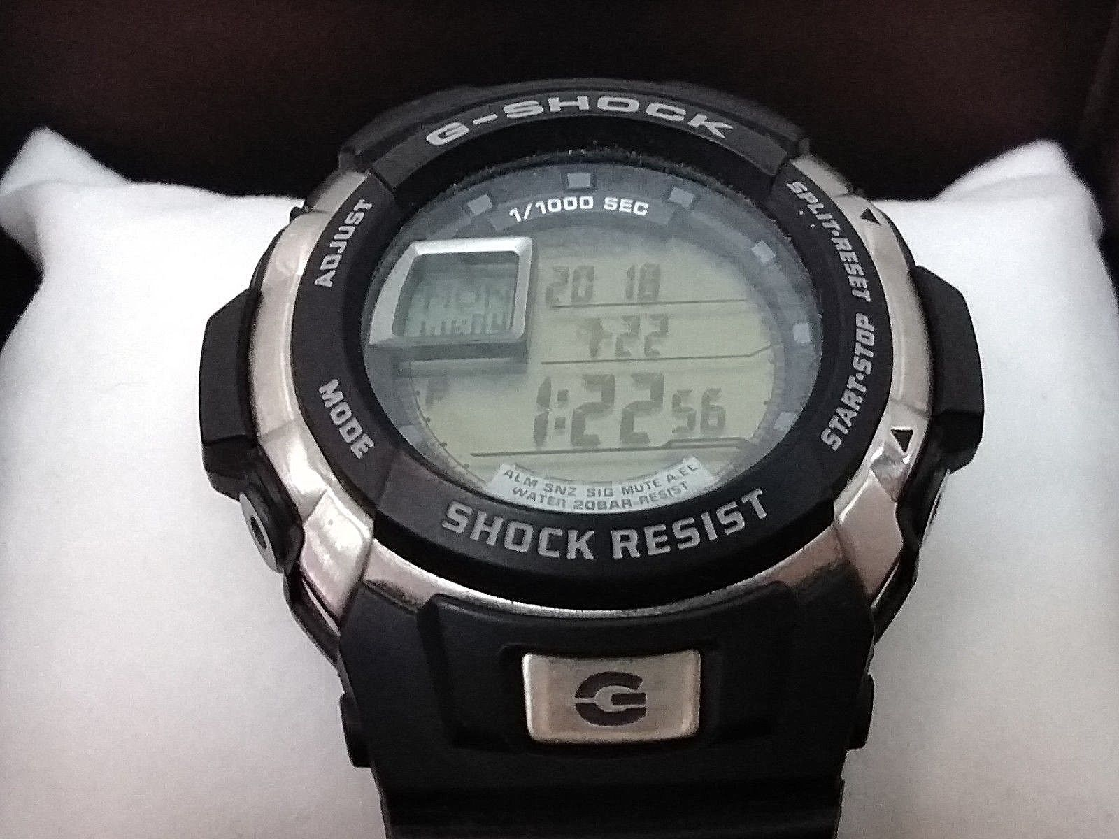 Casio G-Shock G-7700 3095 Digital Watch