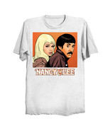 Nancy Sinatra & Lee Hazlewood T-Shirt *FREE US SHIPPING* - $29.99