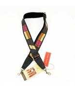Patricia Nash Nwt Interchangeable Monte Viso Patchwork Sac Guitare Bracelet - $44.53