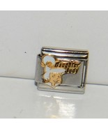 Casa Doro 9145 Jetsons Daughter Judy Charm Link Stainless Steel - $9.99