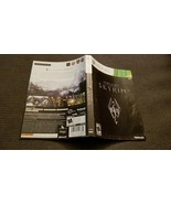 The Elder Scrolls V: Skyrim SLIP COVER ART - XBOX 360 - $3.95
