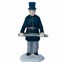 Department 56 Heritage village Christmas figurine Constable 5579-4 billy... - $16.40