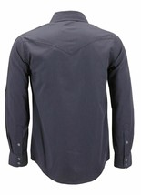 Men's Casual Western Pearl Snap Button Down Cowboy Dress Shirt w/ Defect - 3XL image 2