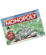 Monopoly Classic Game Board Game New Sealed Holiday Fun EXPEDITED SHIPPING - $29.69
