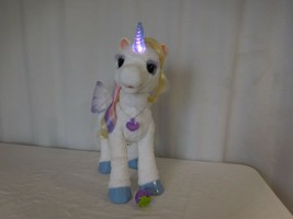 FurReal Friends StarLily My Magical Unicorn - Lights & Sounds by Hasboro - $42.59
