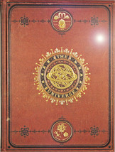 HAUNTED SCHOLAR 777X UNIVERSAL HEART OF MAGICK JOURNAL EXTREME MAGICK WITCH  - $177.77