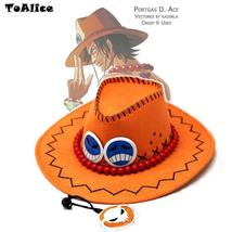 One Piece Portgas - Hat Cowboy - $7.95