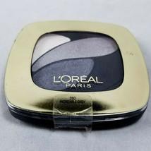 L'oreal Paris Colour Riche Eyeshadow Color and Contour #260 Incredible Grey - $7.69