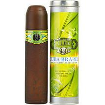 Cuba Brazil By Cuba Edt Spray 3.3 Oz - $58.00