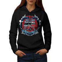 Flower Power Hippy Sweatshirt Hoody Camper Van Women Hoodie - $21.99+