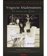 New Guitar Score Collection Yngwie Malmsteen Angels of Love Japan Book - $247.50