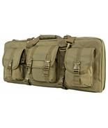 """VISM Short Double Rifle Case DLX 28"""" Tactical Small Rifle Bag Carbine Ba... - $66.25"""