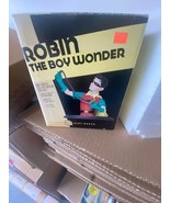 Robin The Boy Wonder, Hand Painted Cold Cast Mini-Bust, DC Direct #ED of... - $79.15