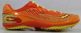 Saucony Kilkenny XC5 Size 9.5 M (B) EU 41 Women's Track Shoes Orange S19004-5