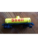 Shell Model Train Freight Car - $3.99