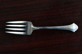 "Chippendale by Towle Sterling Silver 4 1/4"" Baby Fork .53 oz. - $24.74"
