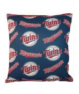 Twins Pillow Minnesota Twins Pillow MLB Handmade in USA Pillow - $11.96