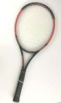 Prince O3 Orange 110 head 4 5/8 grip Tennis Racquet - $72.26