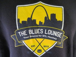 The BLUES Lounge Source for STL Hockey St Louis Men's Hoodie Jacket Size... - $17.57 CAD