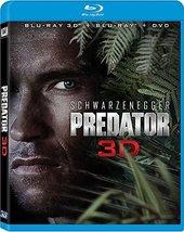 Predator (Blu-ray 3D + Blu-ray + DVD) (2013)