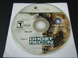 Tom Clancy's Ghost Recon: Advanced Warfighter (Xbox 360, 2006) - Disc On... - $4.94