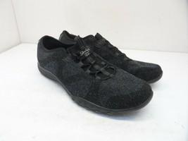 Skechers Women's Breathe Easy - Opportuknity Casual Sneakers Black Size 8M - $37.99