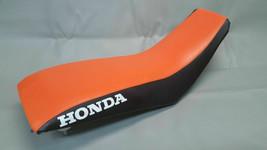 Honda TRX400x Seat Cover 1999 - 2014 In Orange & Black Or 25 Colors (Side St) - $34.95