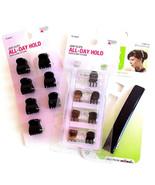 Mini Jaw Clip and Barrette Hair Bundle - $3.99