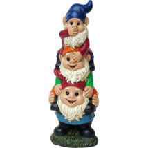 Garden Gnome Funny Statue Large for Patio Lawn Ornaments - €45,63 EUR