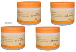 4 Pack Avon Solutions Nurtura Replenishing Cream Gentle On Sensitive Skin 1.7oz - $29.69
