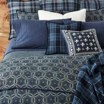 Ralph Lauren Artisan Loft Moore 3P King duvet cover Shams Set NIP - $332.66