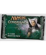 Conspiracy Booster Pack x1 MTG Magic The Gathering New - $7.91