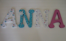 Frozen Inspired-Wood Letters-Nursery Decor- Price Per Letter- Custom mad... - $12.50