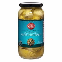 Wellsley Farms Marinated Artichokes, 34.6 oz. (pack of 6) - $77.27