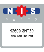 926003NT2D Nissan COMPRESSOR ASSY, New Genuine OEM Part - $849.44