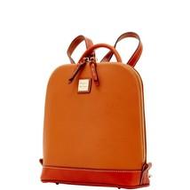 Dooney & Bourke Pebble Pod Zip Backpack Caramel image 2