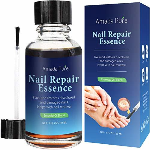 Amada Pure Toenail Fungus Treatment, Nail Fungus Treatment, Finger Fungus Stop,