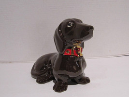 Chocolate Brown Dachshund Cookie/Candy Jar - $49.98