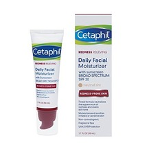 Cetaphil Redness Relieving Daily Facial Moisturizer SPF 20, 1.7 Ounce - $16.60