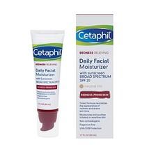 Cetaphil Redness Relieving Daily Facial Moisturizer SPF 20, 1.7 Ounce - $14.52
