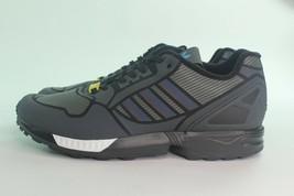 Adidas Zx Flux B54177 Hommes Taille: 10.5 Course Neuf Coeur Noir Réflect... - $98.86
