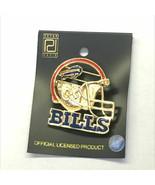 Peter David  Bills Football Enamel Pin - $9.49