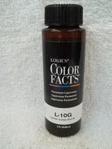 LOGICS Professional COLOR FACTS Permanent Liquicreme Hair Color~ U Pick ... - $6.18+