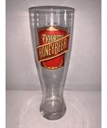 "MacTarnahan's Oregon ""Honeybeer"" Portland Brewing Co. Pilsner Glass 8 3/8"" - $5.00"
