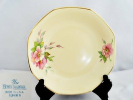 Homer Laughlin Wild Rose Yellowstone Soup Bowl - $14.01