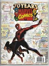 Marvel Comics 70 Years Marvel 70th Anniversary Celebration Magazine - $9.90